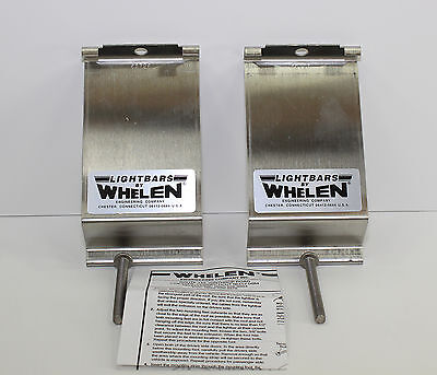 Whelen Lightbar Mounting Gutter Strap Light Bar Mount Brackets 62726