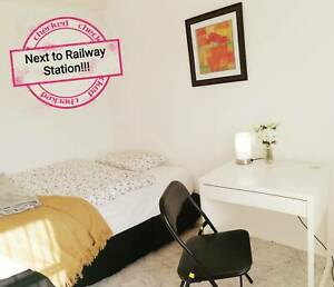 *Promo!* Next to Railway Station! Female Private Room!!