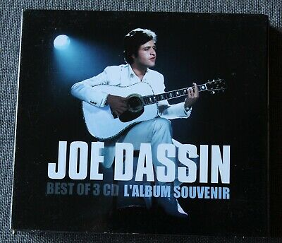 Joe Dassin, l'album souvenir - best of ,