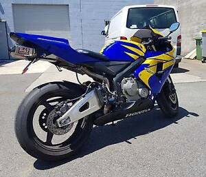 2005 CBR 600rr Cornubia Logan Area Preview