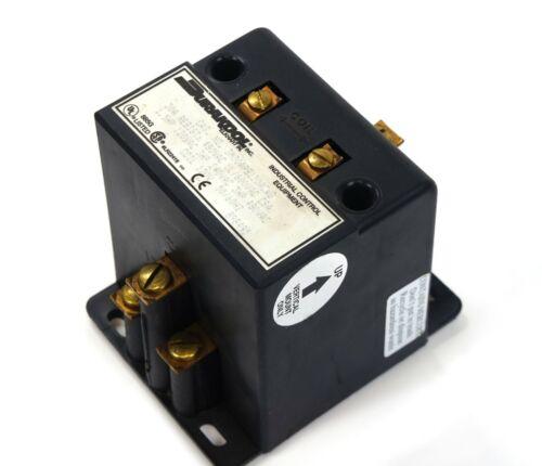 Durakool Mercury Relay Contactor 3M30AP8120ACWG 120V Coil 3Hp 30A 480/600VAC