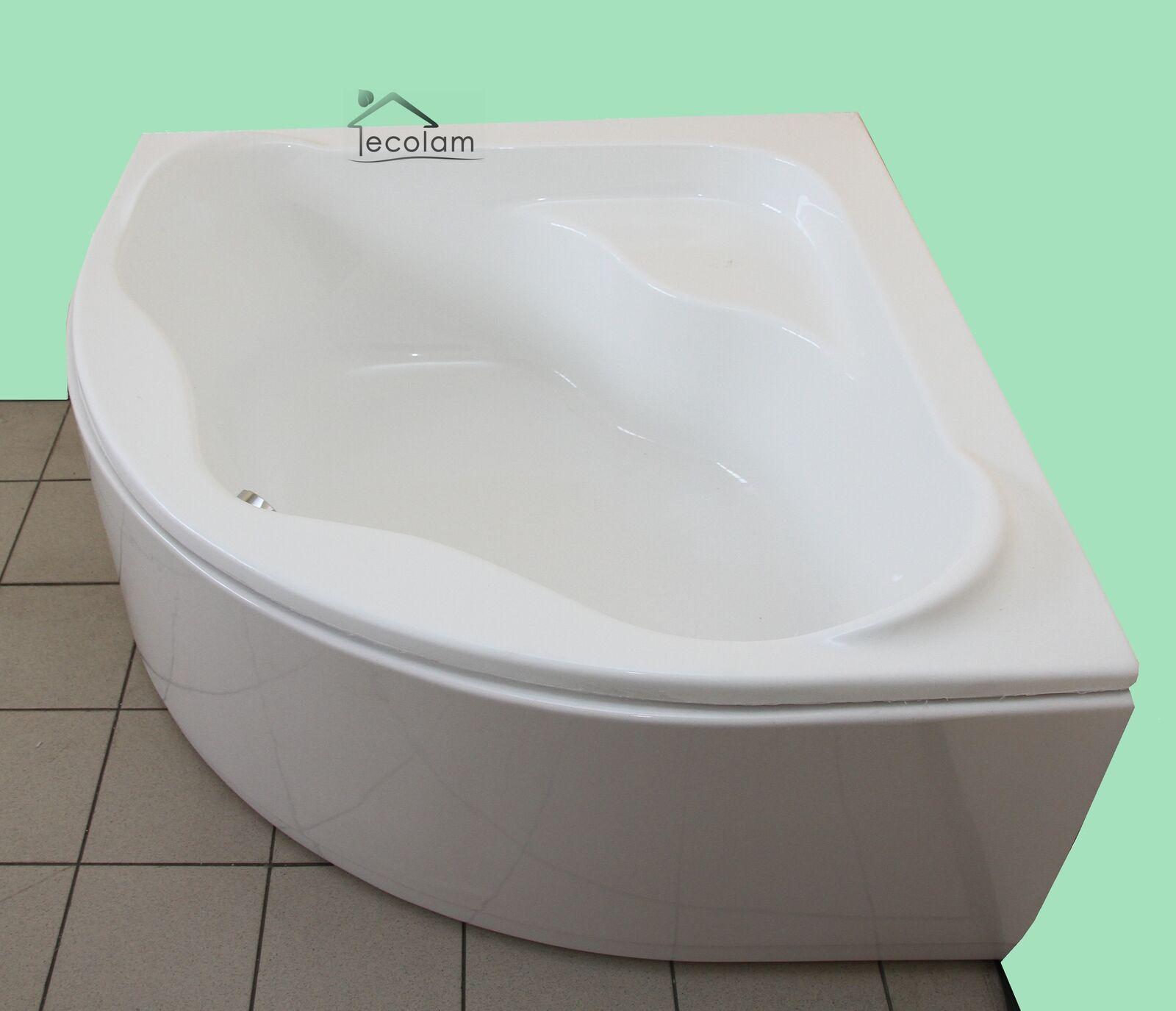 badewanne eckbadewanne 150 x 150 cm sch rze f e ablauf symmetrisch acryl s eur 398 99. Black Bedroom Furniture Sets. Home Design Ideas