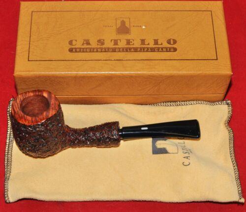 NEW IN BOX CASTELLO SEA ROCK BRIAR PIPE 4K