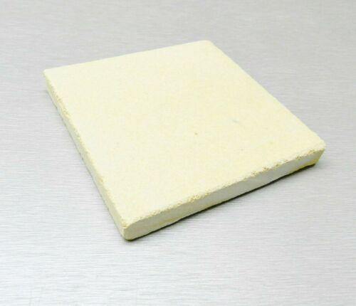 "8"" Soldering Board Ceramic Base 200mm Square Plate Solder Melt Jewelry & Welding"