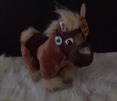 Disney World on Ice Plush - Beauty and the Beast - Phillip - Horse for sale  Charlestown
