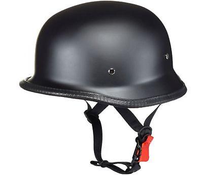 Alt Oldtimer Helm,rennfahrerhelm Ca. 1950 Motorradhelm Halbschale