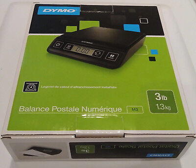 Dymo Digital Postal Scale Shipping Scale 3-pound Model M3 New In Box