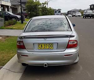 2001 Holden Commodore Sedan North Parramatta Parramatta Area Preview