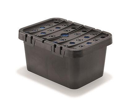 Filterbox für Solar Teichpumpen Teichfilter Gartenteich Pumpe esotec 101716