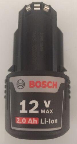 Bosch BAT414 12-Volt Max Lithium-Ion 2.0Ah High Capacity Bat