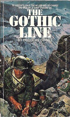 The Gothic Line By Douglas Orgill