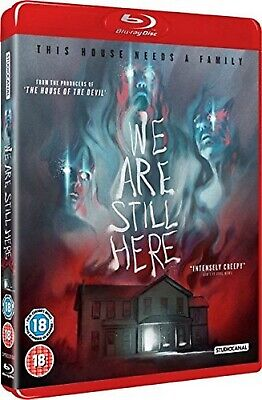 We Are Still Here UK Region B Blu Ray Horror NEW SEALED Limited Ed of 500 OOP