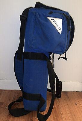 Ferno Model 5120 D Size Reinforced Ems First Responder Oxygen Carry Bag
