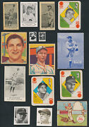 1950'S Baseball Card Lot