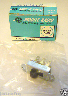 GE Ericsson 4038269P1 Part General Electric 2 way Mobile Radio Service Part
