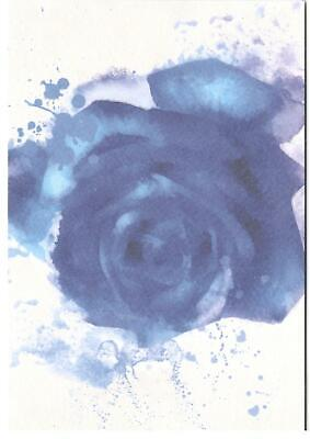 Easter Verses For Cards (Blank Verse Card For All.Rose Design For Birthday,Get Well, Thanks, Easter)