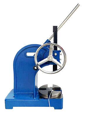 3 Ton Manual Ratcheting Arbor Press Ratchet Type Arbor Press Ap-3