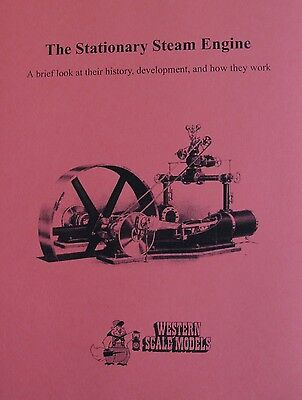 The Stationary Steam Engine   Western Scale Models book P-2