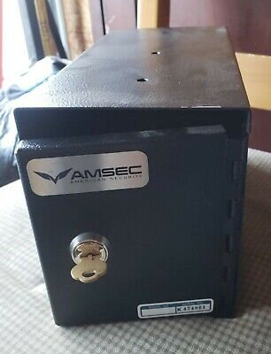 Depository Amsec American Security Under Counter Safe 10 X 5 X 6 In