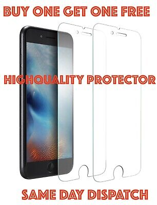 2 GORILLA PREMIUM Screen Protector iPhone78 XR,XS,11 Pro MAX FULL TEMPERED GLASS