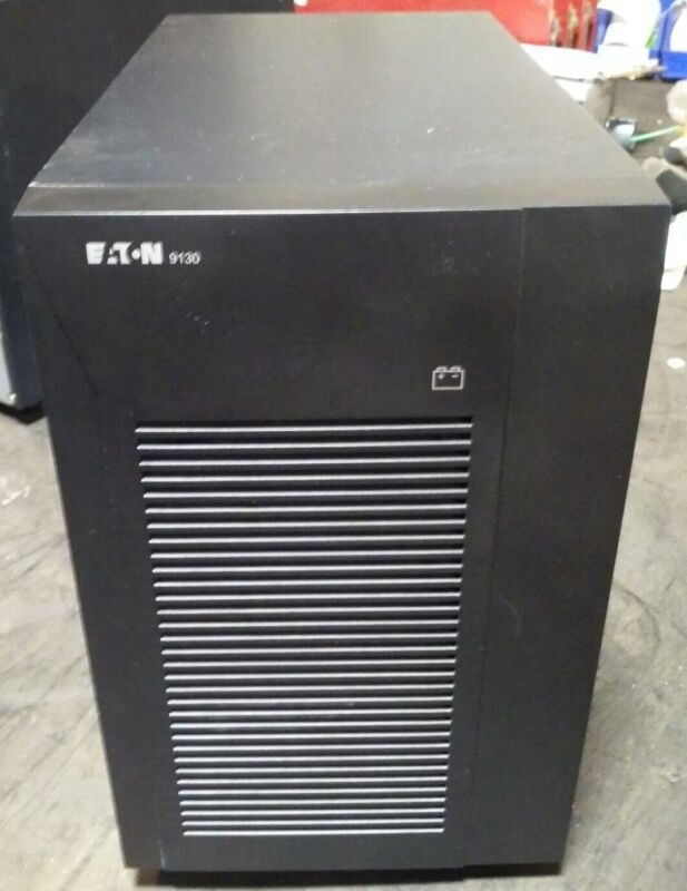 EATON PW9130N3000T-EBM 9130 TOWER EXTENDED BATTERY MODULE