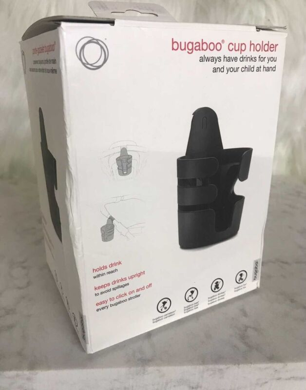 Baby - Bugaboo Cup Holder black