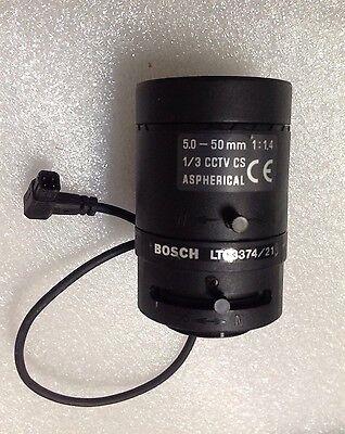 Bosch Lens LTC3374/21 Varifocal 5~50mm Auto Iris, ASPHERICAL 4 CCTV Surveillance 50mm Varifocal Auto Iris Lens