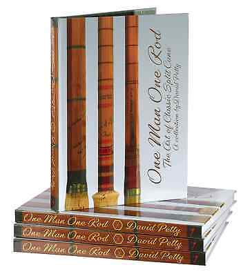 Book: One Man One Rod - The art of Classic Split Cane