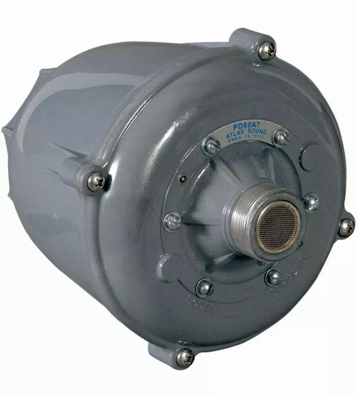 Atlas Sound PD60AT 60W 70V Compression Driver for large format Horn Speaker 300$