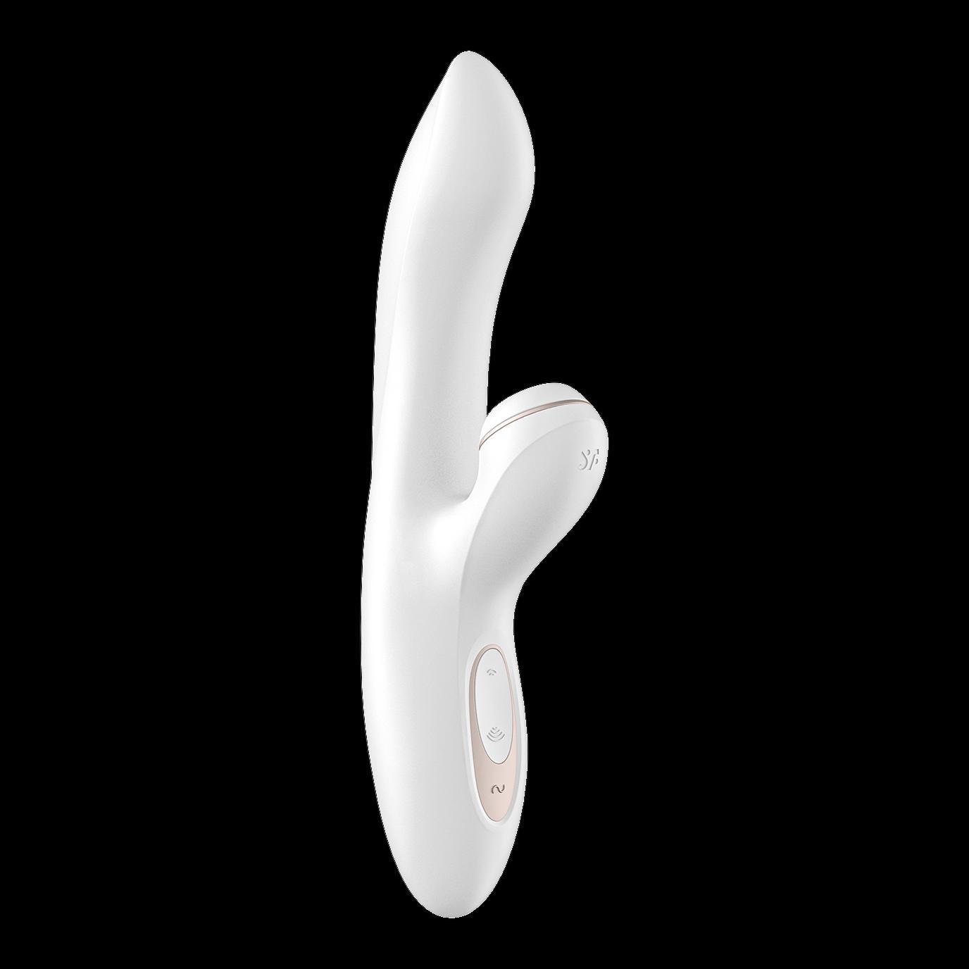 Satisfyer Pro G-Spot Rabbit (Klitoris-Sauger G-Punkt-Massage) - wasserdicht