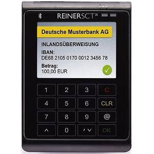 ReinerSCT CyberJack WAVE Chipkartenleser USB + Bluetooth