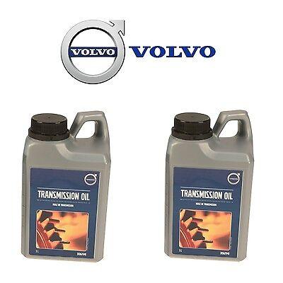 For Volvo S70 S80 V50 V70 XC60 XC70 2 Liters Haldex All Wheel Drive Fluids OES