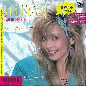 STACEY Q two of hearts JAPAN 7