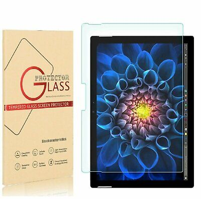 Premium Tempered Glass Screen Protector Film For Microsoft Surface Pro 6 Computers/Tablets & Networking