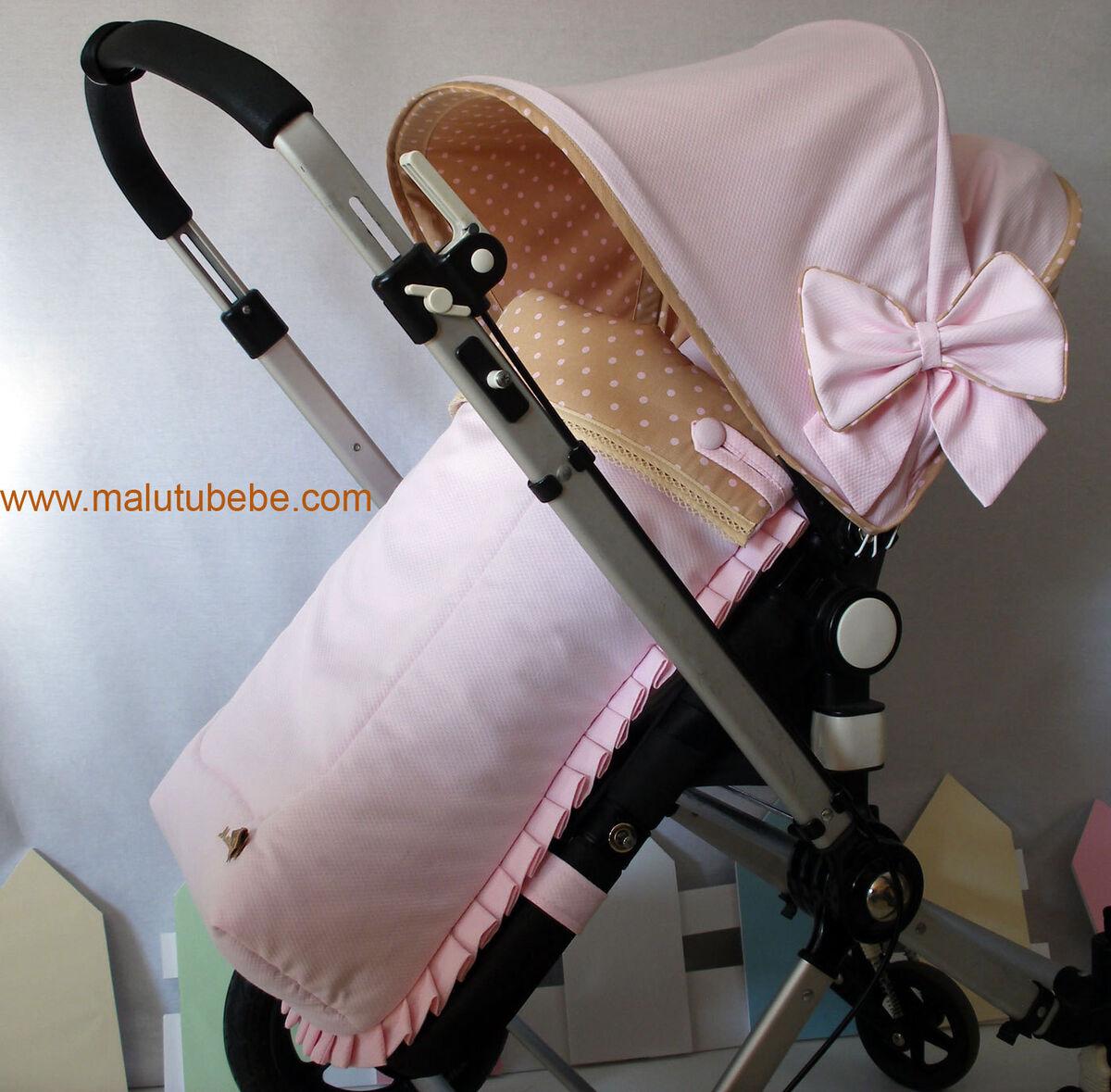 Fundas sacos conjuntos carrito bebe bugaboo maclaren for Carritos de bebe maclaren