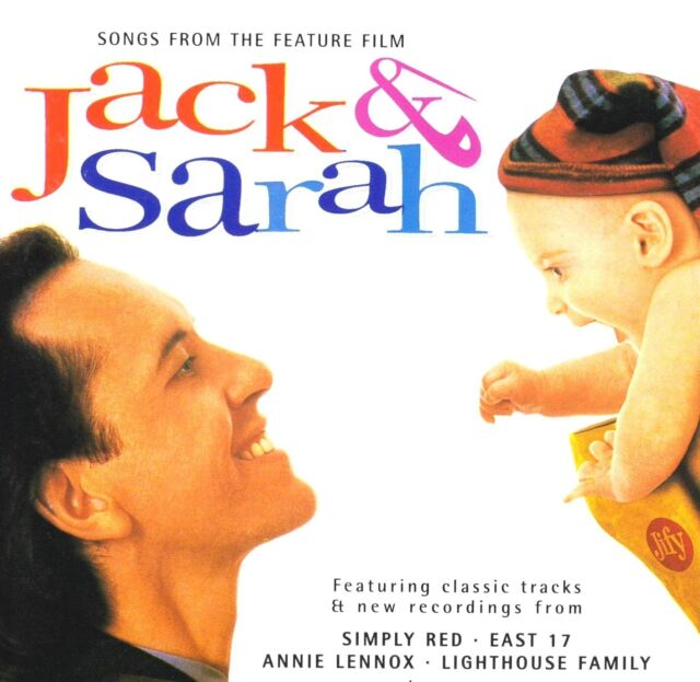 soundtrack, Jack & Sarah Original Soundtrack CD