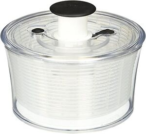 OXO 1045409BL Good Grips Little Salad & Herb Spinner