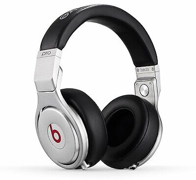 Beats by Dr. Dre Pro - High-Performance Studio Headphones (Aluminum/Black)
