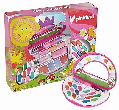 Used, PinkLeaf Kid Makeup Kit for Girls - Toddler Toys for sale  Brooklyn