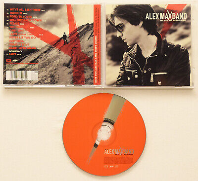 Alex Max Band - We've All Been There +1 (2010) Tonight, Euphoria, The (Alex Band We Ve All Been There)