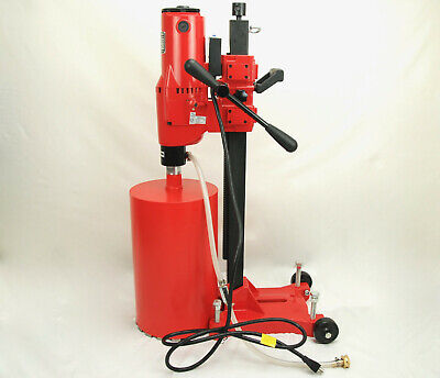 Bluerock Tools Model Z-1rb 10 Concrete Core Drill W Rolling Base Stand