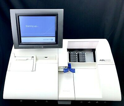 Radiometer Abl800 Flex Blood Gas Analyzer For Metabolites Electrolyte Oximetry