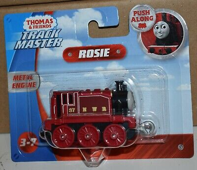 THOMAS & FRIENDS TRACK MASTER ROSIE PUSH ALONG WORK ON TRACK MASTER NEW