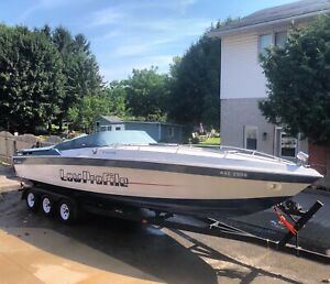 1984 well craft  scarab ll boat forsale