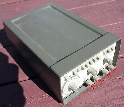 Hp Hewlett Packard 3311a Function Generator 0.1 Hz To 1 Mhz
