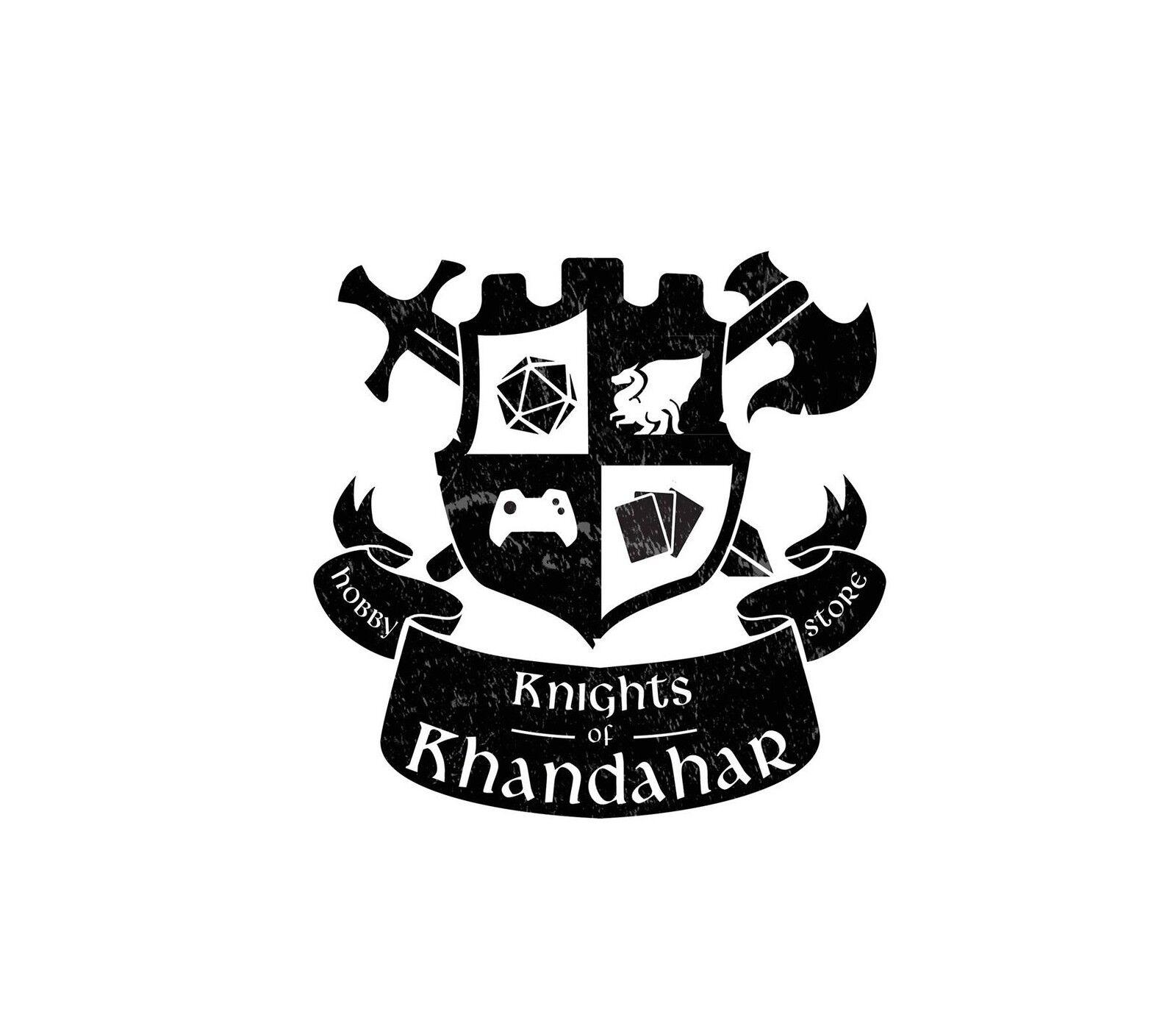 Knights of Khandahar Hobby store