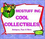 McSTUFF Inc Cool Collectibles