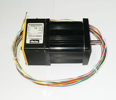 Parker Compumotor Servo Motor Cm231xe-00506b With Renco Encoder
