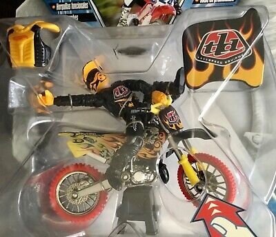2002 18 yrs old Hot Wheels Moto X Troy Lee Designs Freestyle Motocross MX