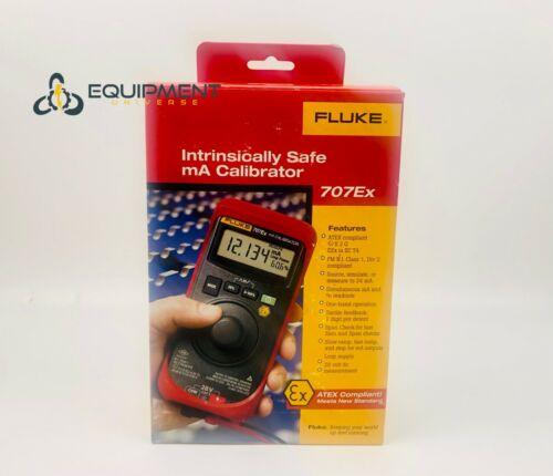*NEW* Fluke 707Ex Intrinsically Safe mA Loop Calibrator 707 EX